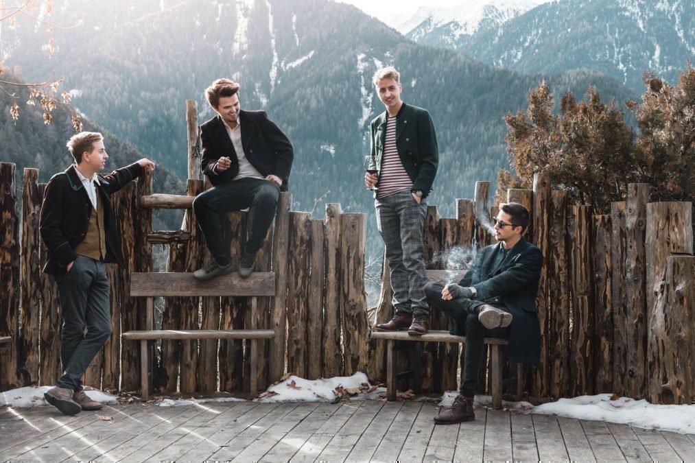 Jimi Henndreck – die neue Band von Mani & Michi