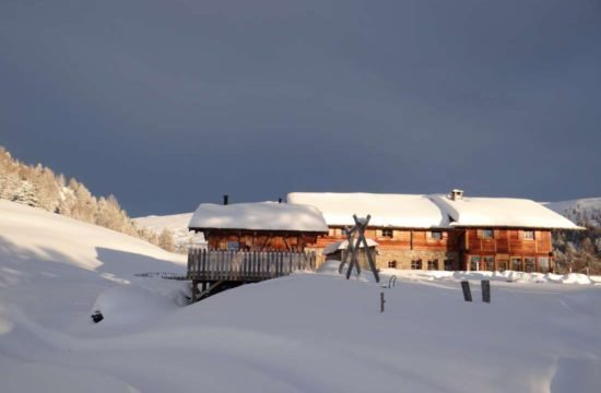 Kreuzwiese mountain hut Luson 110