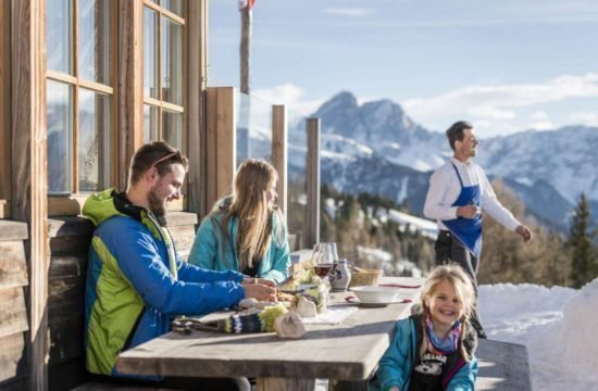 Kreuzwiese mountain hut Luson 165