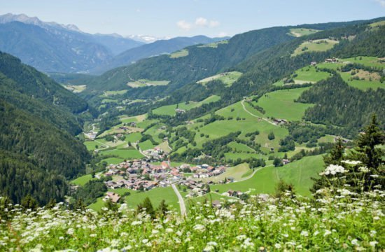 hiking holiday South Tyrol 1