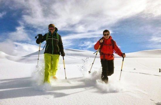 Vacanza invernale in Alto Adige / Rifugio Kreuzwiese 4
