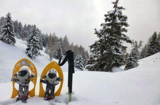 Vacanza invernale in Alto Adige / Rifugio Kreuzwiese 3