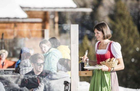 Vacanza invernale in Alto Adige / Rifugio Kreuzwiese 23