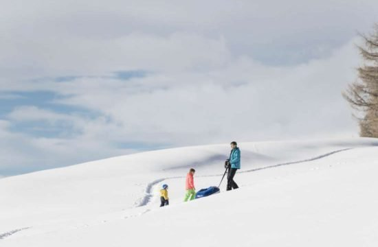 Vacanza invernale in Alto Adige / Rifugio Kreuzwiese 21