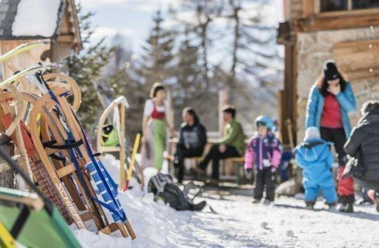 Vacanza invernale in Alto Adige / Rifugio Kreuzwiese 20