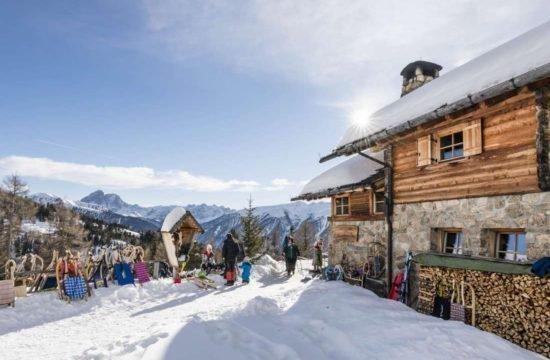 Vacanza invernale in Alto Adige / Rifugio Kreuzwiese 19