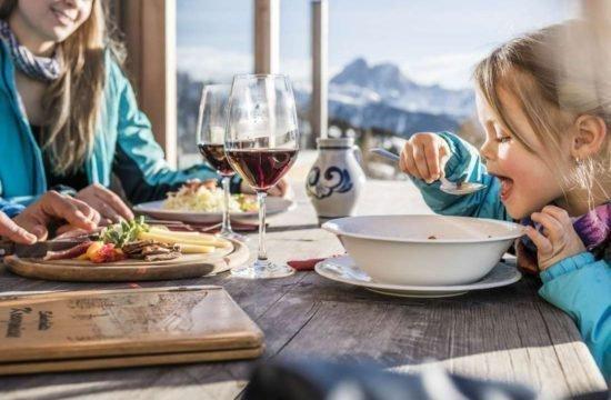 Vacanza invernale in Alto Adige / Rifugio Kreuzwiese 18