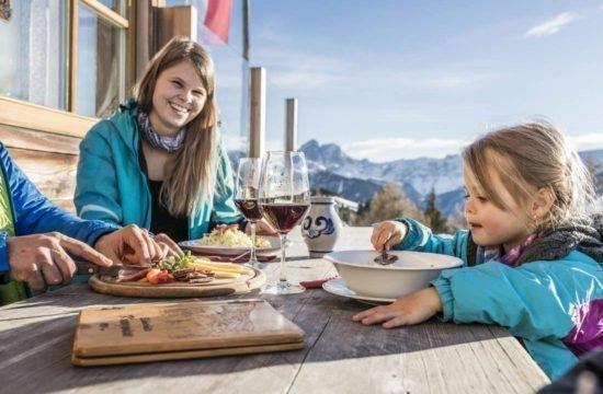 Vacanza invernale in Alto Adige / Rifugio Kreuzwiese 17