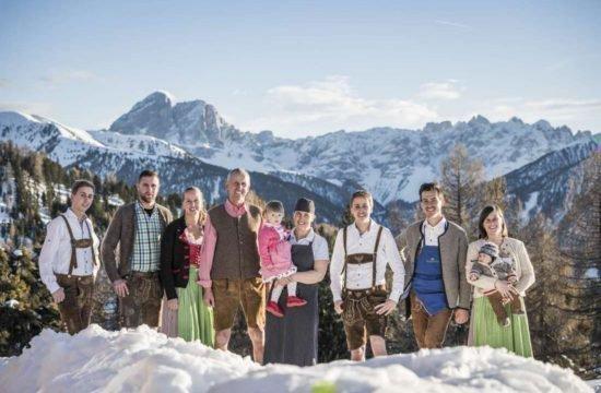 Vacanza invernale in Alto Adige / Rifugio Kreuzwiese 15