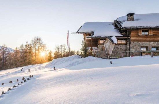 Vacanza invernale in Alto Adige / Rifugio Kreuzwiese 14