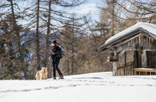 Vacanza invernale in Alto Adige / Rifugio Kreuzwiese 24