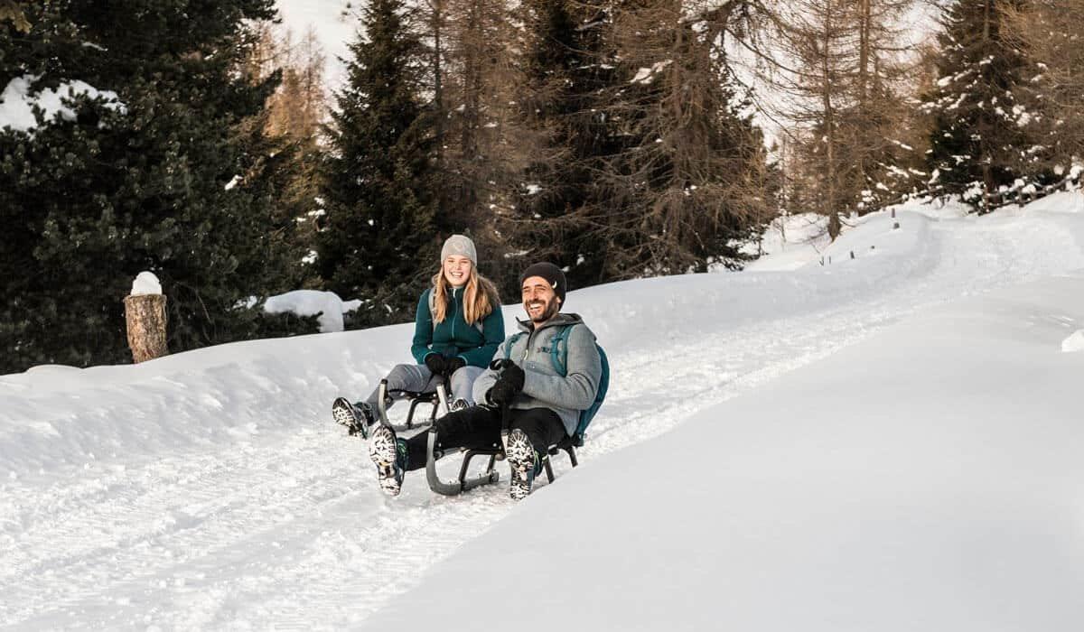 Rodel-Gaudi und jede Menge Winterspaß zu Silvester